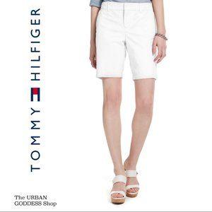 Tommy Hilfiger Bermuda Shirts White sz 10